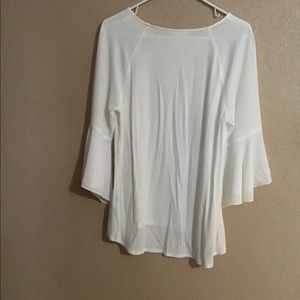 Never worn. White blouse from Venus. Size 10